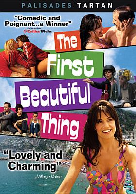 FIRST BEAUTIFUL THING BY MASTANDREA,VALERIO (DVD)